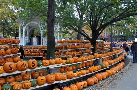 Pumpkin Festival Keene by New England Photos Keene Pumpkin Festival Part 2
