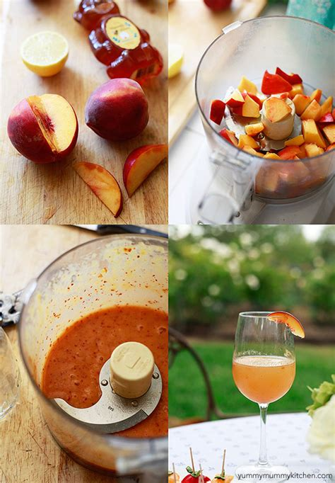 how to make a bellini easy bellini and caprese bruschetti bites recipes yummy mummy kitchen a vibrant vegetarian blog