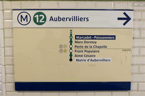 metro porte d aubervilliers 28 images l extension du tramway t3 c est parti le de nord est