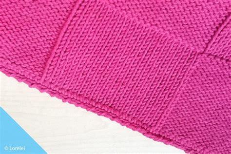 decke stricken oder häkeln babydecke stricken strickanleitung in 6 schritten talu de