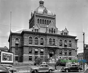 Fayette County courthouse, 1949 | Kentucky Photo Archive