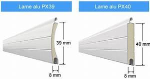 Lame Volet Roulant Alu : volet roulant visio profalux sur mesure prix d s 324 00 ~ Melissatoandfro.com Idées de Décoration