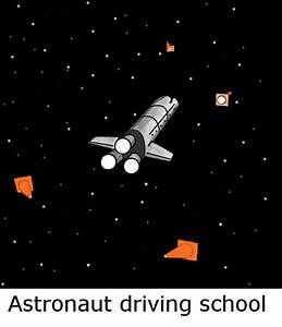 Astronaut driving school by SamBruner on DeviantArt