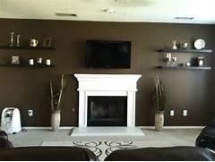 Brown Accent Walls Living Room Chocolate Brown Walls In Living Room Living Room Decorating Tips With Brown Leather Furniture LA Decorating Around A Leather Sofa Centsational Girl 45 Beautiful Living Room Decorating Ideas Pictures Designing Idea