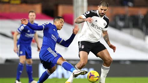Watch Fulham vs. Leicester Live Stream | DAZN CA