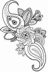Gourds Coloring Mandalas Crafts sketch template