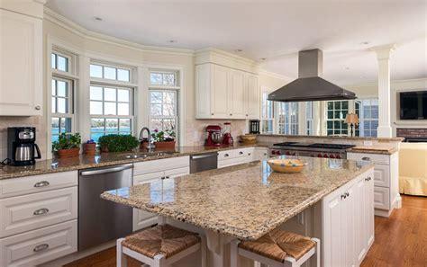 ornamental white granite with white cabinets giallo ornamental granite with antique white cabinets