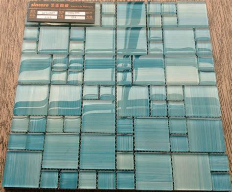 herstellung dekorativer glas mischen stein mosaik fliesen