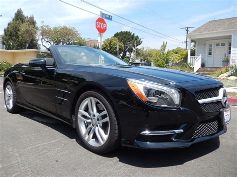2014 Mercedes Benz SL550 Roadster rental in Los Angeles