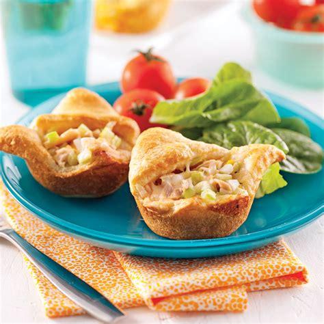thon cuisine tartelettes au thon recettes cuisine et nutrition