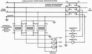 Primary Metering Wiring Diagram