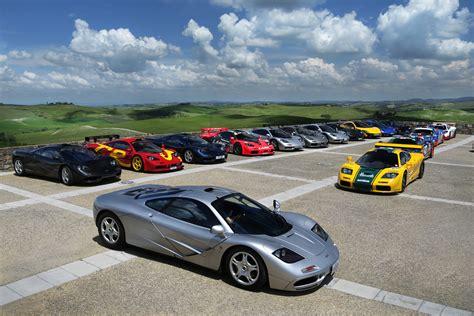 mclaren f1 2014 mclaren f1 tour mclaren supercars net