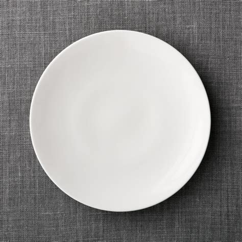 Bennett Dinner Plate   Reviews   Crate and Barrel