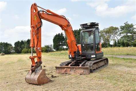 tonne excavator  hire  plant hire liverpool merseyside