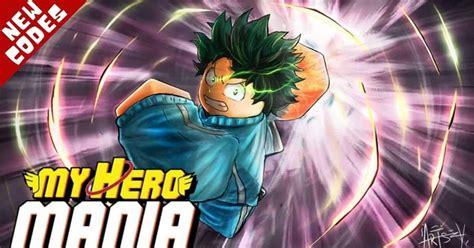 All my hero mania codes list. My Hero Mania Codes Roblox : Heroes Academia Codes Roblox January 2021 Mejoress / Roblox my hero ...
