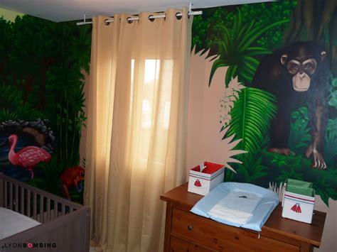 deco chambre jungle decoration chambre jungle et aprs des fouilles plus