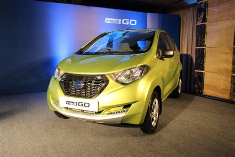 Datsun Redigo Recalled In India Over Faulty Fuel System