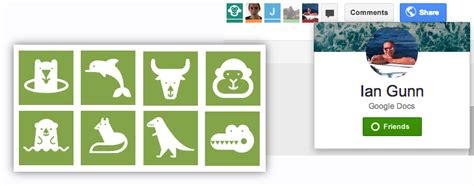 Google Docs Adds Profile Pictures, Cute Avatars and One ...
