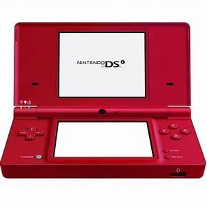 Consola Nintendo DSi Rojo