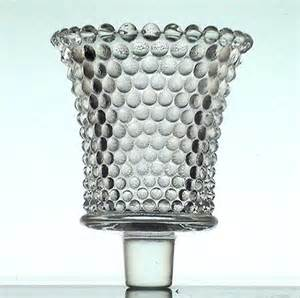 Home Interiors Votive Candle Holders Home Interiors Pegged Votive Candle Cup Glass Hobnail Clear Candle Holders Accessories