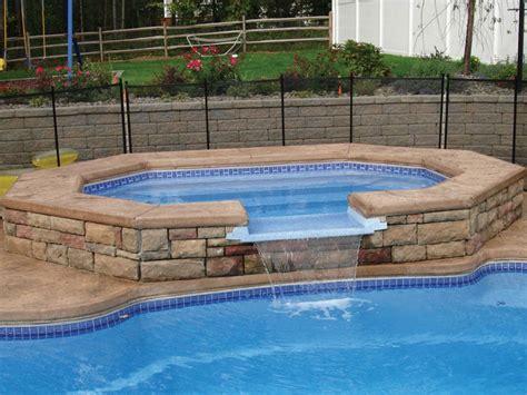 inground pools spas spas pools patio
