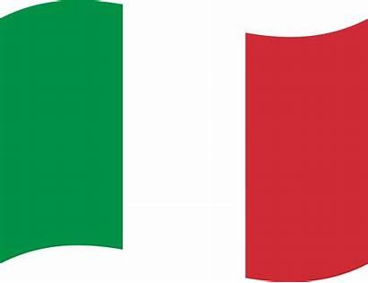 Flag Italy Wavy Flat Px