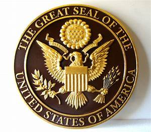 Federal Government Seal Logo - Clipart Library