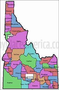 Best Idaho County Map Ideas And Images On Bing Find What You Ll Love