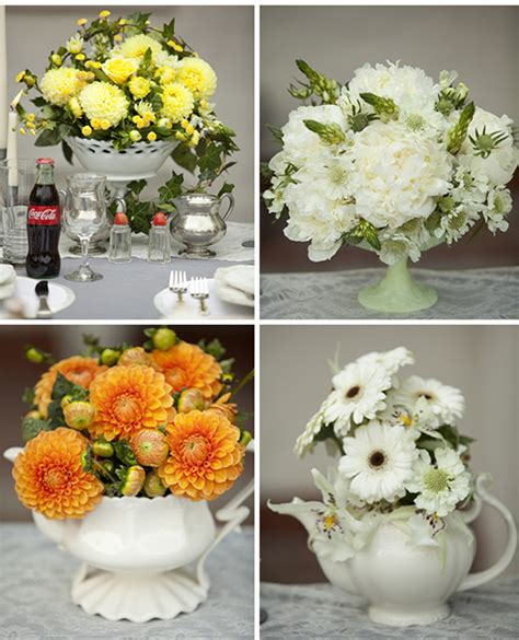 Tabletop Inspiration by San Diego Style Weddings Summery Tabletop Inspiration