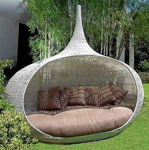 Rattanmöbel Garten Lounge : 30 wundersch ne vorschl ge f r outdoor rattanm bel ~ Markanthonyermac.com Haus und Dekorationen