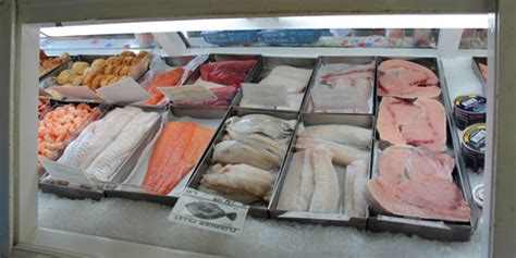 Chatham Pier Fish Market