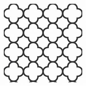 Buy Origin Black White Trellis 2625