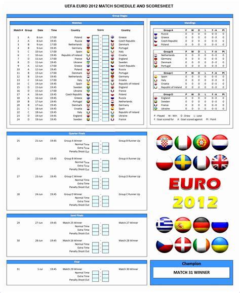 10 Gantt Chart Excel Template 2012