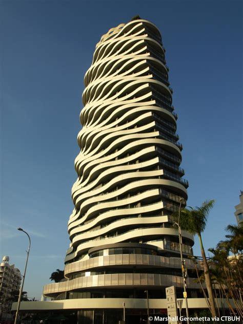 wave  skyscraper center