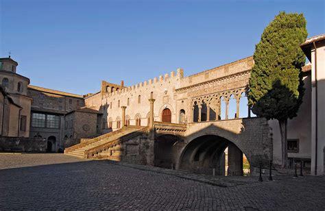 palazzo dei papi visit viterbo