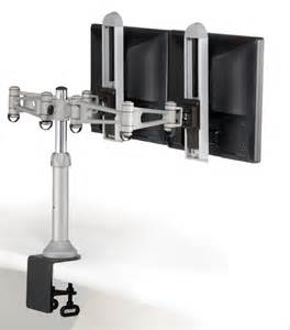 Dual Computer Monitor Stand by Rdm Ergonomic Monitor Arm Products