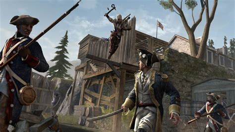 Ubisoft Assassins Creed Iii