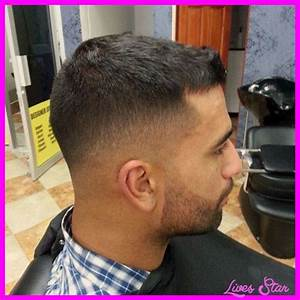 Taper fade haircut for white men - http://livesstar.com ...