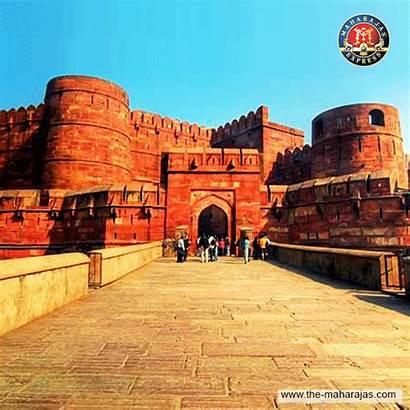 Fort Agra Delhi Travel India Heritage Located