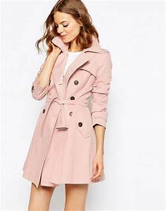 Manteau Femme Petite Taille : les 25 meilleures id es de la cat gorie trench rose sur pinterest manteau de pluie rose ~ Melissatoandfro.com Idées de Décoration