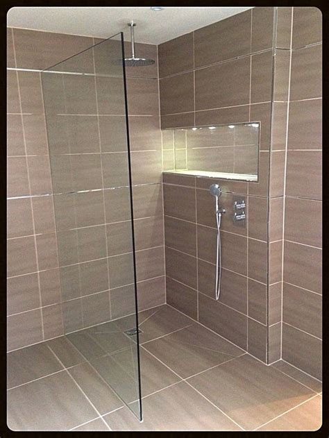 shower screen fitted  st albans lovely  standing