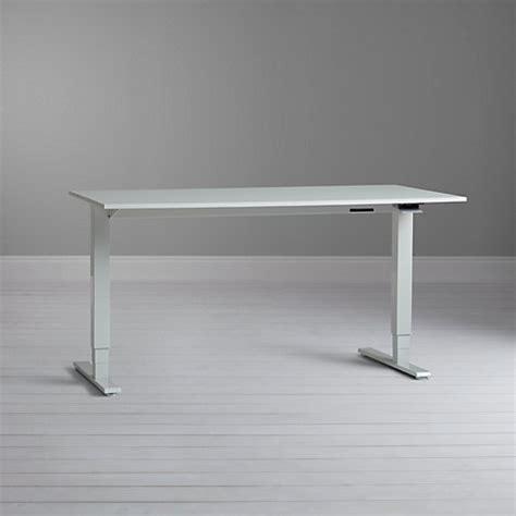 humanscale float standing desk buy humanscale float height adjustable desk lewis
