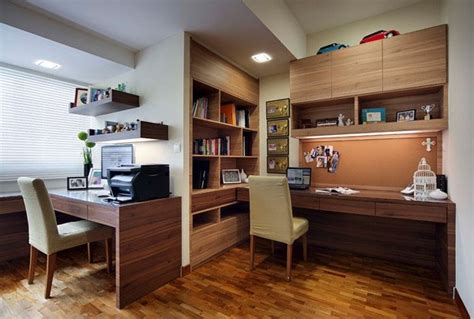 20 Functional And Cool Designs Of Study Rooms  Home Design Lover