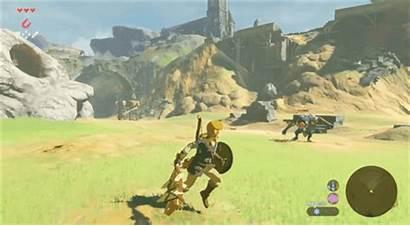 Zelda Wild Breath Legend Link Dream Technobuffalo