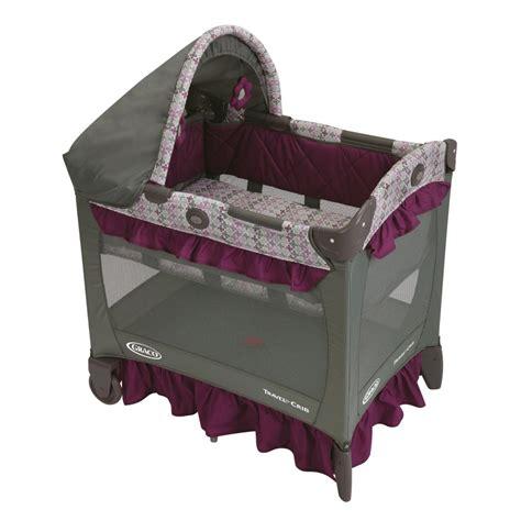 graco travel lite crib new and sealed graco travel lite crib nyssa portable