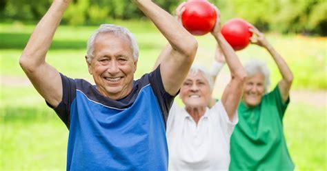 How To Keep Active As A Senior Citizen