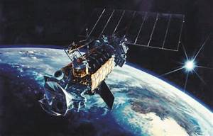 Real Satellite In Space Hd - Pics about space