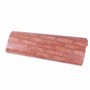 Brick Stone Pattern Vinyl Self Adhesive Wallpaper Roll ...