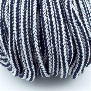 Schwarz Weiß Bilder Mit Farbeffekt Kaufen : baumwollkordel dunkelblau wei 5mm mit kern online kaufen ~ Bigdaddyawards.com Haus und Dekorationen