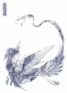 Chinese phoenix by iwabon on DeviantArt